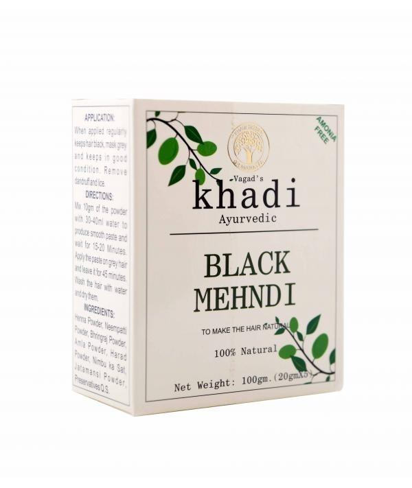 Vagad's Khadi Mehendi (Hair Dye)