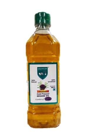 Gramiyum Wood / Cold Pressed Sesame oil