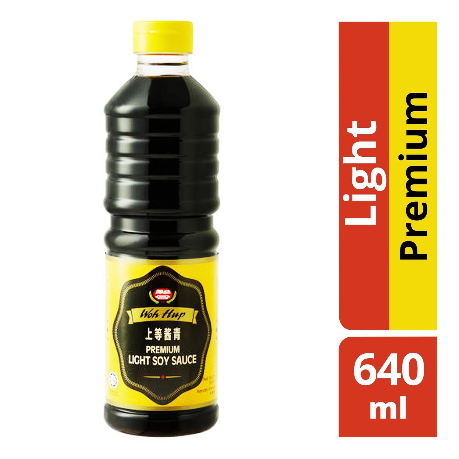Woh Hup Premium Light Soy Sauce