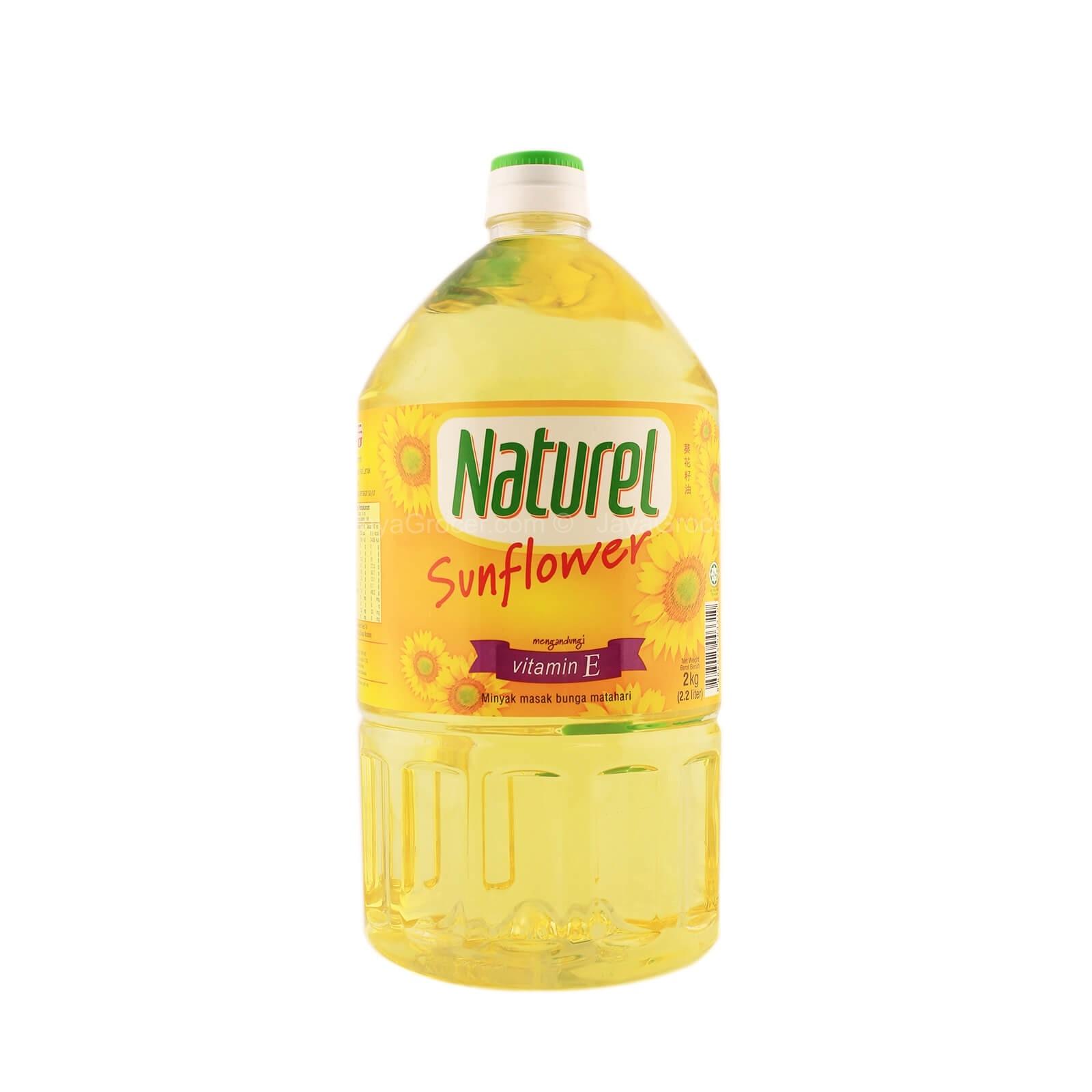 Naturel Sunflower Oil