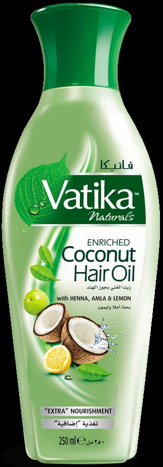 Vatika Coconut Hair Oil