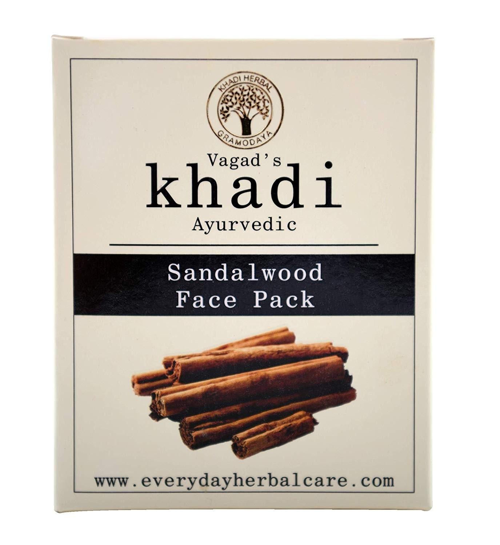 Vagad's Khadi Sandalwood Face Pack